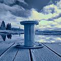 Variations Of A Dock by Jouko Lehto