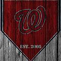 Washington Nationals by Joe Hamilton
