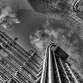 Willis Group And Lloyd's Of London by David Pyatt