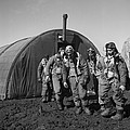 Wwii: Tuskegee Airmen, 1945 by Granger