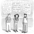 New Yorker December 3rd, 2007 by Roz Chast