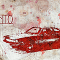71 Pinto by Paulette B Wright