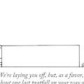 We're Laying by Charles Barsotti