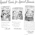 New Yorker February 7th, 2005 by Roz Chast