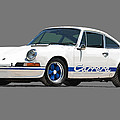 '73 Porsche 911 Carrera 2.7 Rs by Charley Pallos