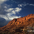 clearing storm waterpocket fold capitol reef NP by Dave Welling
