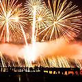 75th Golden Gate Bridge Celebration by Diana Weir