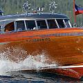Thunderbird Yacht by Steven Lapkin