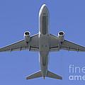 777 Overhead by Rick Pisio