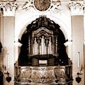 Abruzzo, Aquila, Sulmona, Chiesa Dell Annunziata by Litz Collection