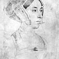 Anne Boleyn (1507-1536) by Granger
