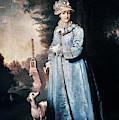 Catherine II (1729-1796) by Granger