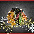 Chicago Blackhawks by Joe Hamilton