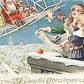 Christmas Card by American School