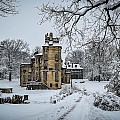 Fonthill Castle by Michael Brooks