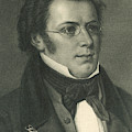 Franz Schubert (1797-1828) Austrian by Mary Evans Picture Library