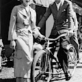 Howard Hughes (1905-1976) by Granger