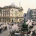 London Piccadilly Circus by Granger