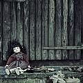 Old Doll by Joana Kruse