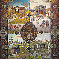 Photos Of Persian Antique Rugs Kilims Carpets  by Persian Art