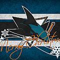San Jose Sharks by Joe Hamilton