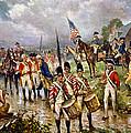 Saratoga: Surrender, 1777 by Granger
