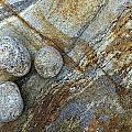 Stones From Verzasca Valley by Radka Linkova