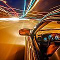 Traveling At Speed Of Light by Alex Grichenko