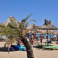 Vai Beach by George Atsametakis