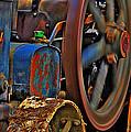 Wheels Of Time by Rowana Ray