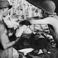 World War II New Guinea by Granger