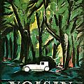Vision Automobiles by Vintage Automobile Ads and Posters