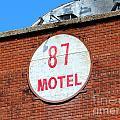 87 Motel by Ed Weidman