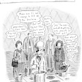 New Yorker May 21st, 2007 by Roz Chast