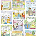 New Yorker April 13th, 2009 by Roz Chast