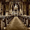 Basilica Of Saint Mary by Amanda Stadther