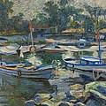 Boats by Robert Nizamov