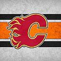 Calgary Flames by Joe Hamilton