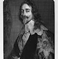 Charles I (1600-1649) by Granger