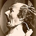 Duchenne's Physiognomy Studies, 1860s by Miriam And Ira D. Wallach Division Of Art, Prints And Photographs