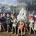Elizabeth I  (1533-1603) by Granger