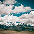 Himalaya Range by Raimond Klavins