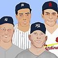 9-inning Legends by Pharris Art