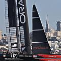 Oracle America's Cup by Steven Lapkin