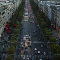 Paris Rooftops by Vinod Madhok