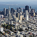 San Francisco, California Ca by Dave Cleaveland