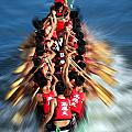 The 2013 Dragon Boat Festival In Kaohsiung Taiwan by Yali Shi