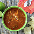 Tortilla Soup by Brandon Bourdages