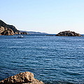 Tossa De Mar Costa Brava by Kevin F Cook