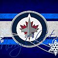 Winnipeg Jets by Joe Hamilton